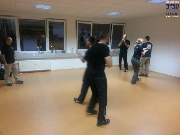 Albert Timen KAPAP Seminar KAPAP Academy Combat Concepts